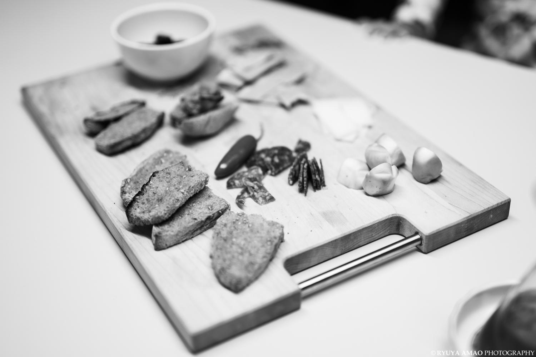 Dinner : Barcelona