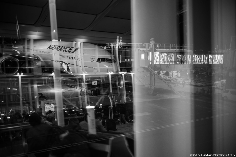 Tokyo→Paris