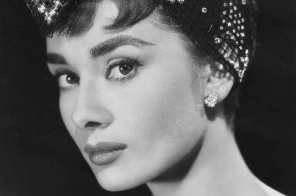 Audrey Hepburn (1954) : Print