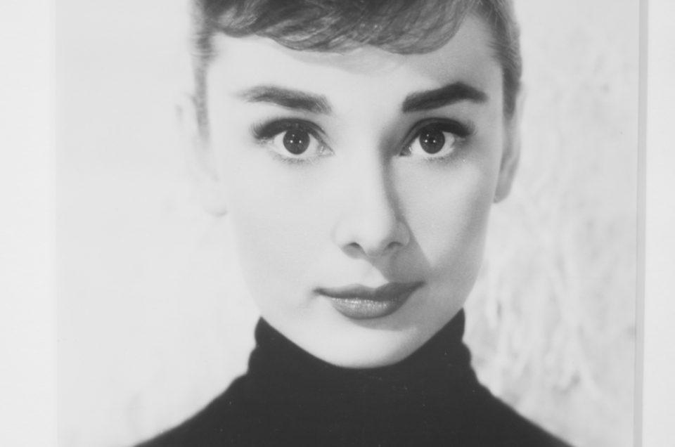 Audrey Hepburn (1957) : Print